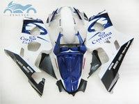 Upgrade your Fairing kits for SUZUKI 2004 2005 GSXR 600 R750 ABS fairings kit 04 05 GSXR750 GSXR600 K4 blue corona bodyworks