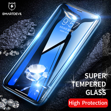 SmartDevil Diamond Tempered Glass For iPhone 7 Plus Screen Protector Film 8 8Plus X XR XS Max HD Protective