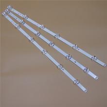 ทีวีLEDบาร์สำหรับLG 32LB5800 32LB5700 32LB580U 32LB580V 32LB570U 32LB570V 32LB580B LED Backlight Strip Kit 6LEDเลนส์3แถบ