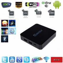 Amlogic S805 quad core android tv box  wifi+ bluetooth +3D smart tv box  Watch free moives S805 LIVE TV
