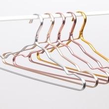 10 db minőségi alumínium ötvözet csúszásgátló vászon vízálló, szélálló erős fém ingekhez ruha vászon 42cm