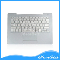Used for Macbook A1181 13.3 WHITE US Top Case Palmrest with Trackpad & Keyboard