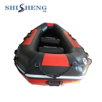 Hot sale inflatable rubber rafts/rafting boat 6 person for sale!