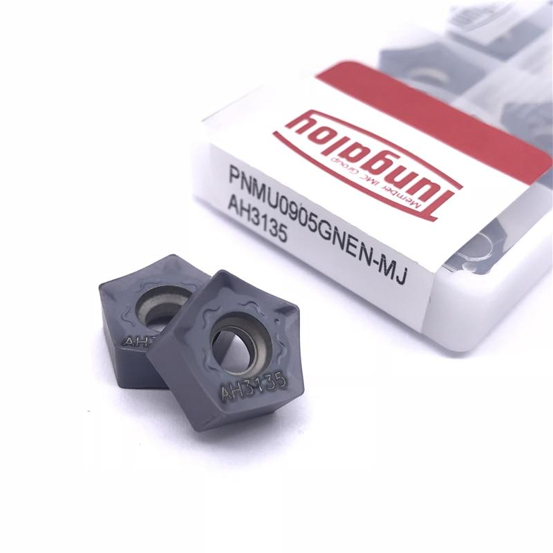 PNMU0905GNEN MJ AH3135 PNCU0905GNER MJ AH725 CNC Blade Carbide Inseret High Quality Milling Tool