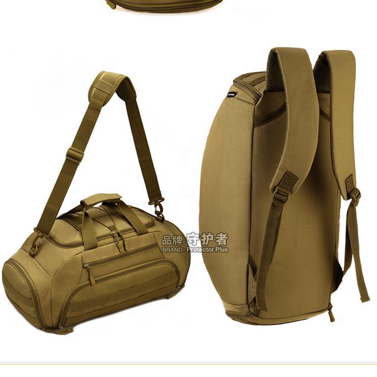 35 литров Многоцелевой Дорожная сумка для хранения обуви сумка многоцелевой рюкзак мешок путешествия сумка рюкзак A4545
