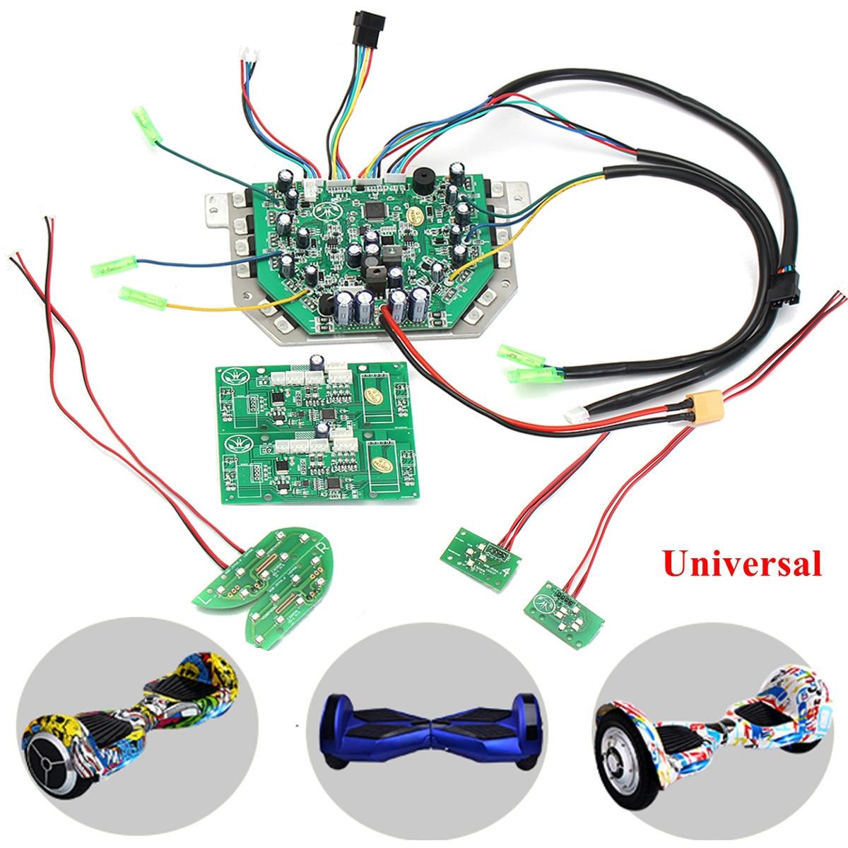 Placa madre de circuito de Control de equilibrio automático para piezas de reparación de Scooter HoverBoard