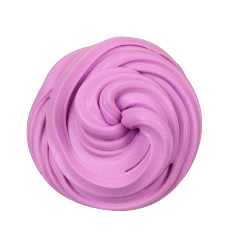 Antistress Toy Splicing Warna Berbulu Slime Beraroma Mainan Lucu - Belajar dan pendidikan