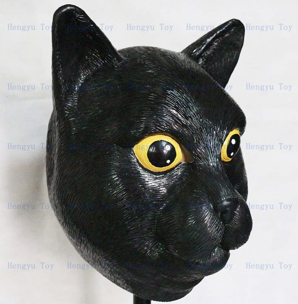 Popular Cat Mask Halloween-Buy Cheap Cat Mask Halloween lots from ...