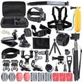 Go pro Head Chest Mount Strap Camera Accessories Set Kit for Gopro hero HD 5 4/3/2/1 SJCAM SJ4000 SJ5000 SJ6000 H9R H9 H9SE