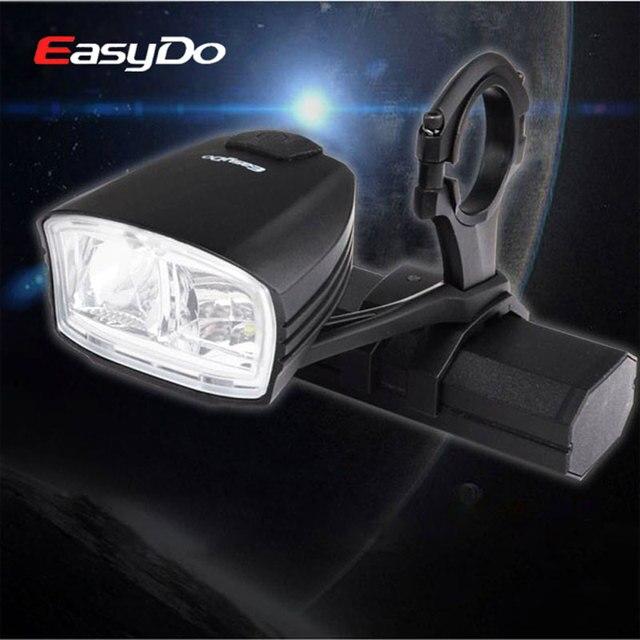 EasyDo 550LM Smart Faro Della Bicicletta con Alta/Anabbaglianti Interruttore Intelligente MTB Bike USB Ricaricabile Lampada Ciclismo Luce Anteriore