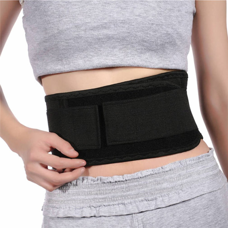 Magnetic Self-Heating Lower Back Lumbar Waist Pad Belt Support Protector Shoulder Pad Belt Band Wrap Support Brace Protector