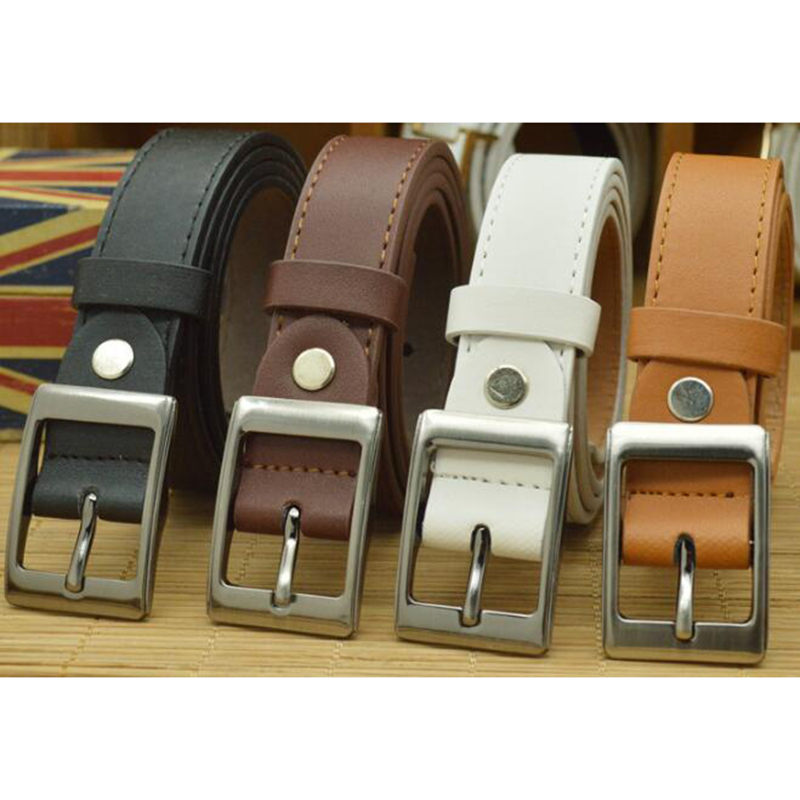 New HOT 2017 Boy joker   belt   baby waist   belt   children deserve to act the role of the PU leather   belt   boys leisure   belt   strap
