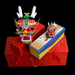 Высокое качество 1,5 м/10 м Китайский воздушный змей традиционный дракон дизайн украшения воздушный змей вэй кайт завод Вэйфан игрушки