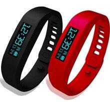 Smart Watch SH01 4.0 OLED Smart Bracelet Bluetooth Sport /Sleeping Monitor Fitness Tracker Pedometer Counter Calorie Wristband