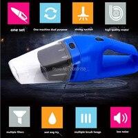 Car Vacuum Cleaner 120W Handheld Vacuum Cleaner FOR audi q7 passat b8 citroen ds3 opel astra alfa 147 peugeot 508 alfa romeo gt