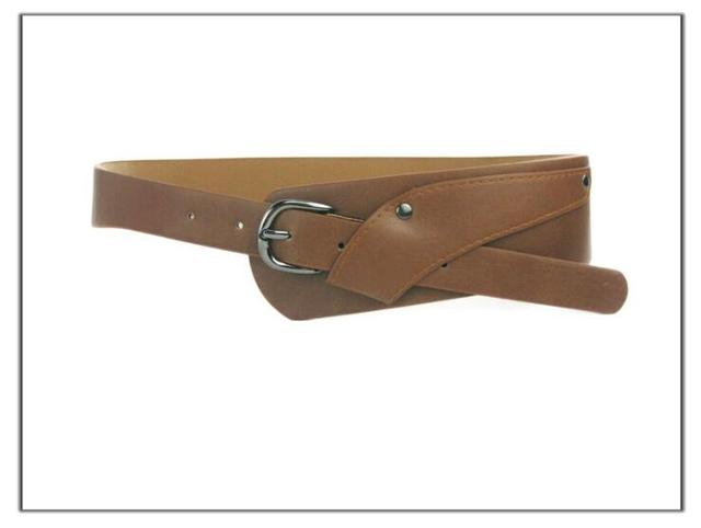 Lady Belts Brown Color...