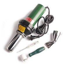 Pvc-schweißen heißluft kunststoffschweißgerät taschenlampe auto ersatzteilversorgung pp kunststoff heißluftpistole 2000w ferramentas manuais