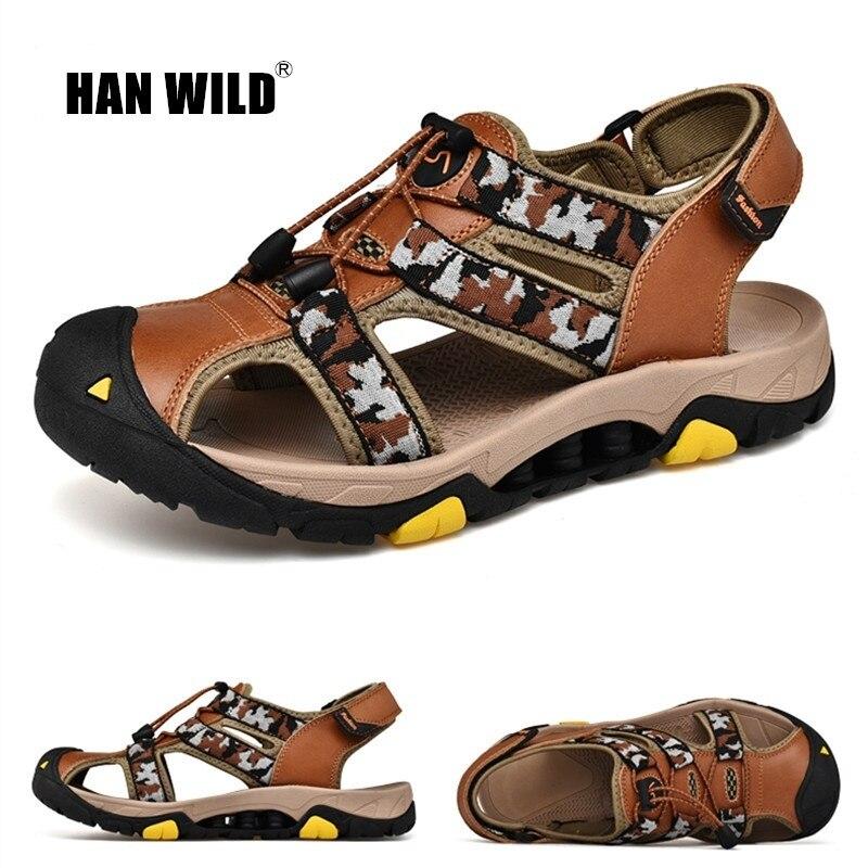 Mens Summer Sandals Gents Casual Comfort Beach Walking Hiking Sports Outdoors