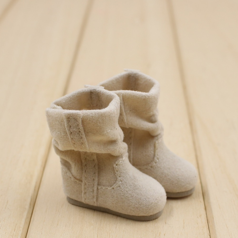 Neo Blythe Doll Winter Boots 6