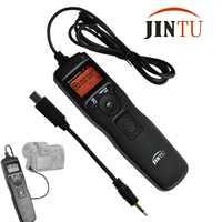 Jintu Time lapse intervalometer Remote Shutter Release For SONY A58 NEX-3NL A7 A7R A3000 A6000 HX300 RX100II HX50 DSLR Camera