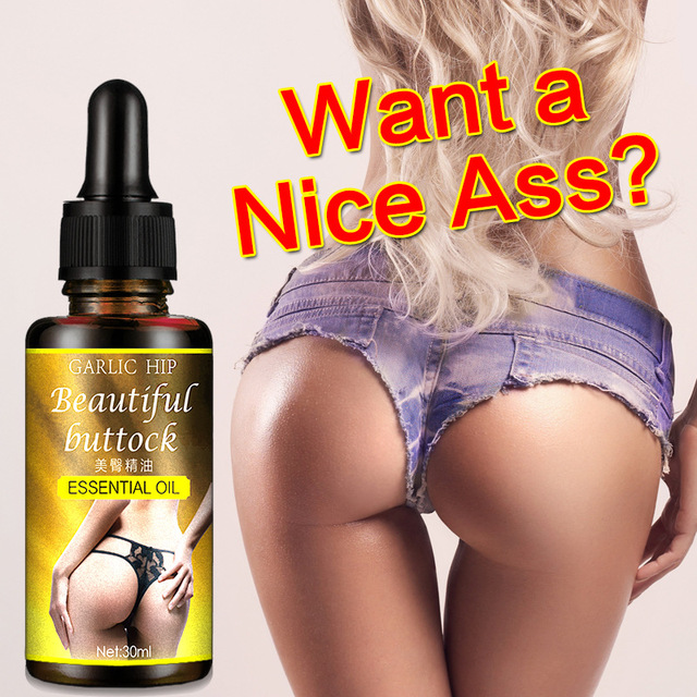 Hip and Buttock Enlargement Essential Massaging Oil