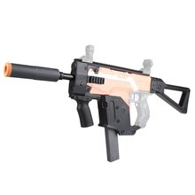 WORKER 3D Printing Modularized Fashionable Style Mod Kriss Vector Kits Combo 12 Items Compatible for NERF ELITE STRYFE DIY Toys