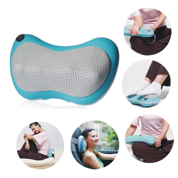 Health products, car and multi-function massager massage pillow neck lumbar leg massager g antille gaillard equity and health