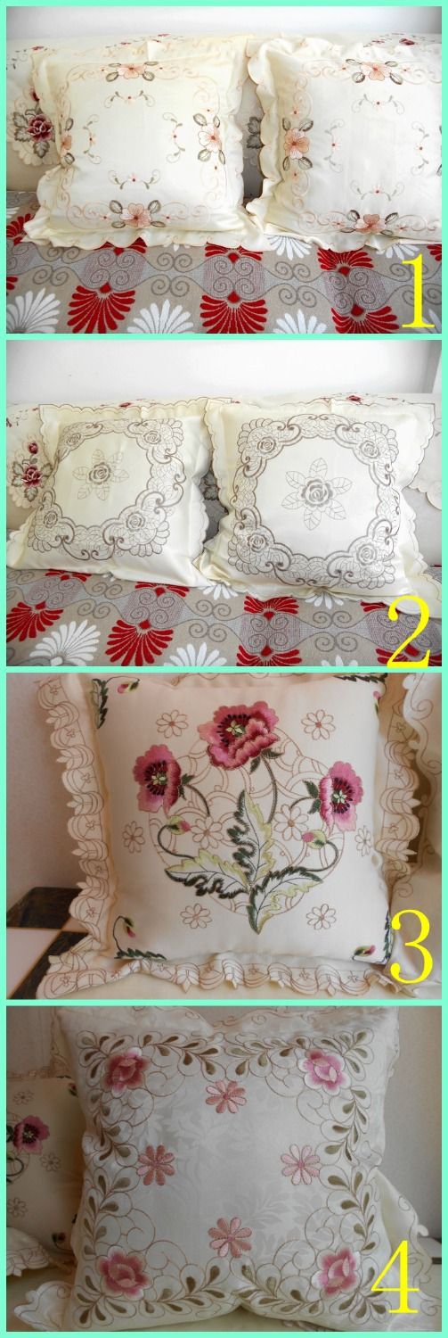 Beautiful design fashion pillow case with