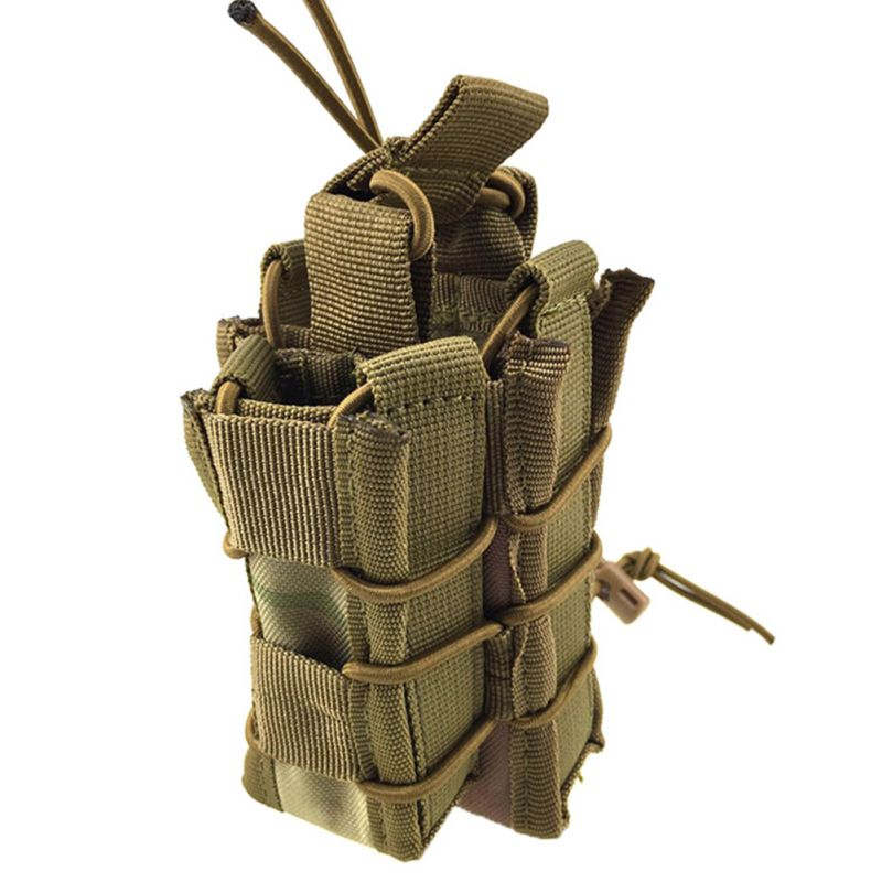 100% Quality Tactical Pouch Bags High Quality Outdoor Military Gear Hunting Bag Accessory Tactical Pouch 2 5 Colors New Arrival