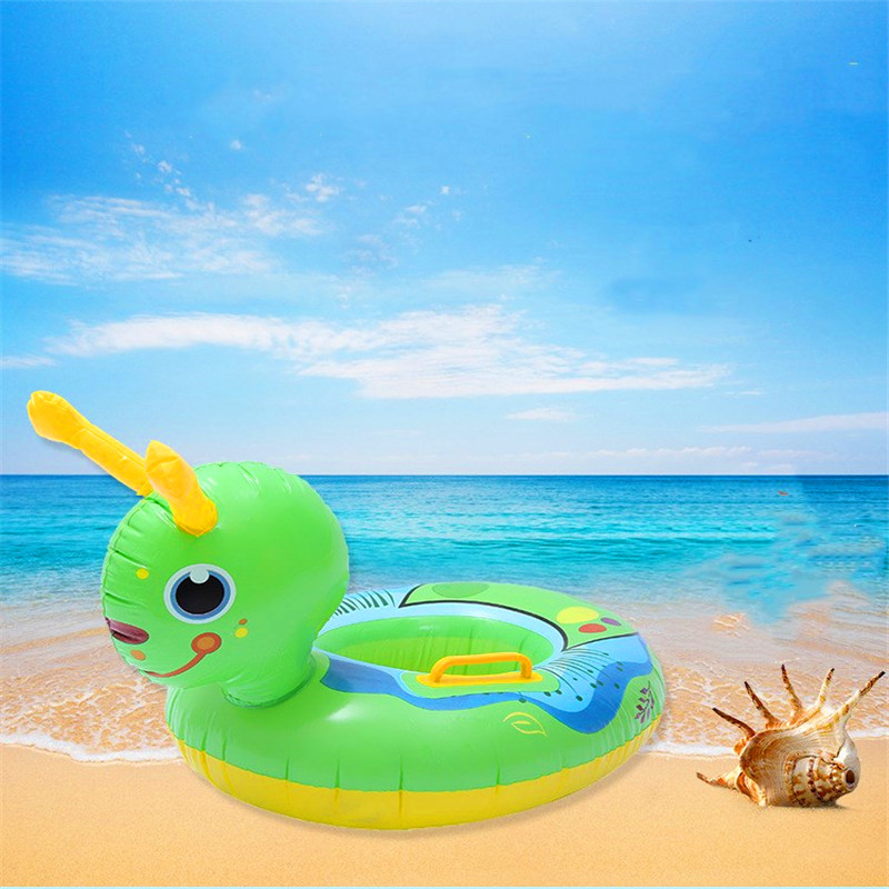 iEndyCn Baby Thicken Swim Ring Summer Fashion Swimming Ring Swimming Pool Accessories GXY140