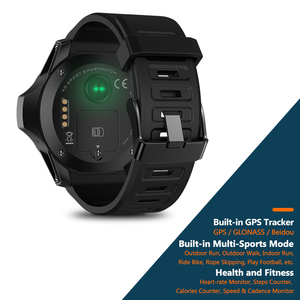 "Image 3 - [Free TWS Earphones] Zeblaze THOR 5 Dual System Hybrid Smartwatch 1.39"" AOMLED 454*454px 2GB+16GB 8.0MP Front Camera Smart watch"