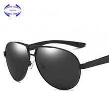 Compare Prices VCKA Polarized Drive Sunglasses Pilot Glasses Men 2017 Brand Designer Vintage Ray Gafas Oculos Men's Personalized Cheap Eyewear