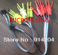10pcs Quality Test Of The Quality Test Hook Clip. Logic Analyzer Test Folder For USB Saleae 24M 8CH Sale-Seller