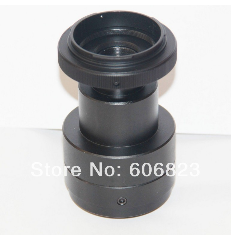Nikon AI Камеры Адаптер + Olympus Тринокулярный Микроскоп 4 U-CMAD3 AX BX41 MX51