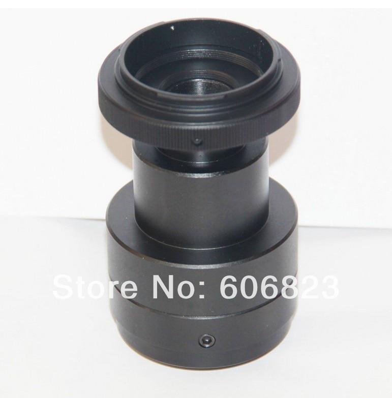 Nikon AI Camera Adapter + Olympus Microscope Trinocular 4 U-CMAD3 AX BX41 MX51 стоимость