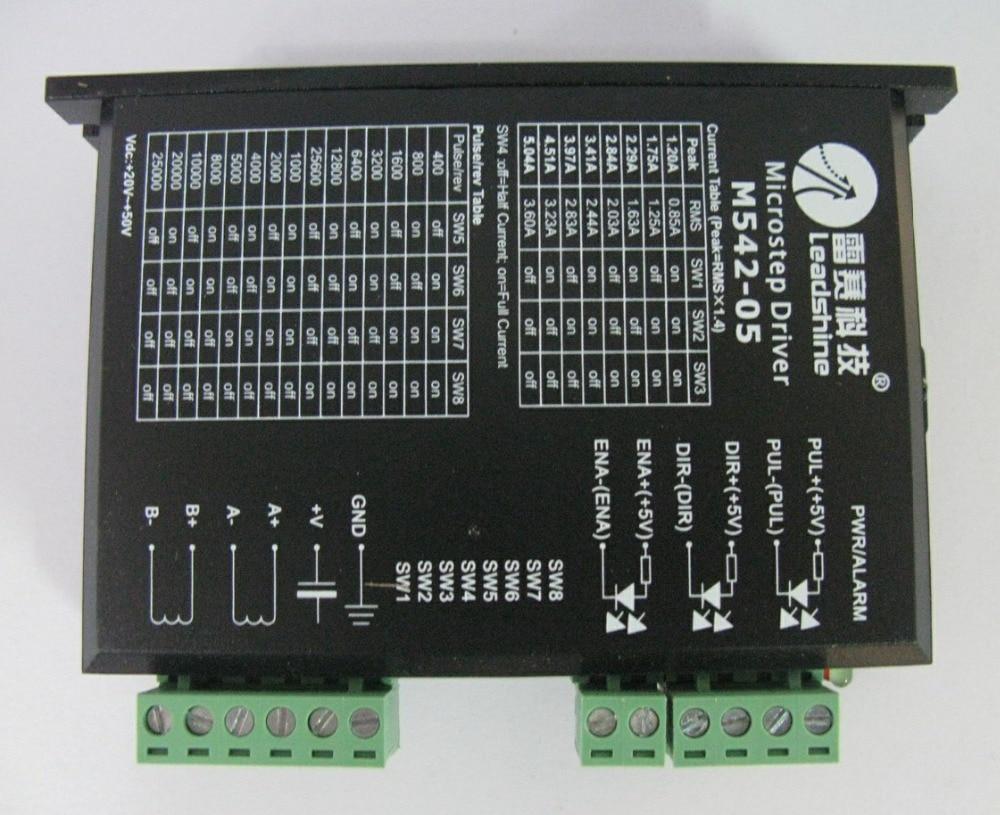 New Leadshine M542 05 2 phase