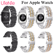 Aluminium Alloy Smart watch band For Apple Watch 40mm 44mm 38mm 42mm strap for series 4 3 2 1 iWatch bracelet
