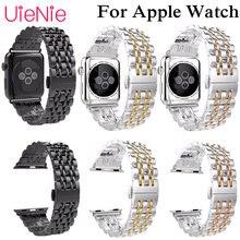 Смарт часы из алюминиевого сплава для apple watch 40 мм 44 38