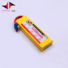 11.1V 5200mAh 3S 35C LYNYOUNG lipo battery for RC Drones Helicopter airplane Car