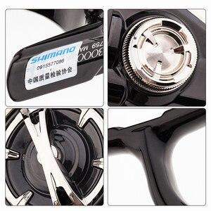 Image 5 - SHIMANO keep 2500 2500HG 3000XG c3000HG 40004000XG C5000XG بكرة صيد دوارة 8 + 1BB 6.0:1/6.2:1 X Ship بكرة دوارة دوارة