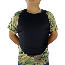 Rompi Taktis Body Armor Chest Protector Padded Chest Protection untuk Paintball & Airsoft