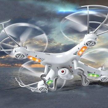 Rusia Pengiriman Helikopter X5C Pesawat Kuat Tabrakan Empat Sumbu Drone Pesawat WIFI Real Time Remote Control YH-17