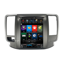 Vertical screen Quad core 9.7″ Car radio GPS Navigation for Nissan teana J32 2008-2012