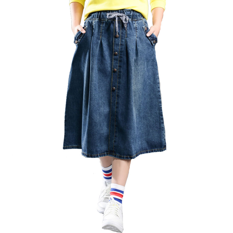 Compare Prices on Jean Long Skirts- Online Shopping/Buy Low Price ...