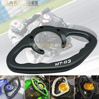 For Yamaha MT 03 FZ07 MT03 MT07 MT09 MT 25 R1 R6 Motorcycle Passenger Handgrips Hand Grip Tank Grab Bar Handle Armrest