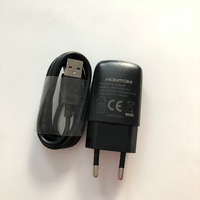 Used USB Cable USB Line For Homtom HT16 3G Smartphone MT6580 Quad Core 5 0 Inch