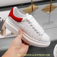 Женские кроссовки модные дышащие вулканизированные туфли женские из искусственной кожи обувь на платформе женская обувь на шнуровке Повсе