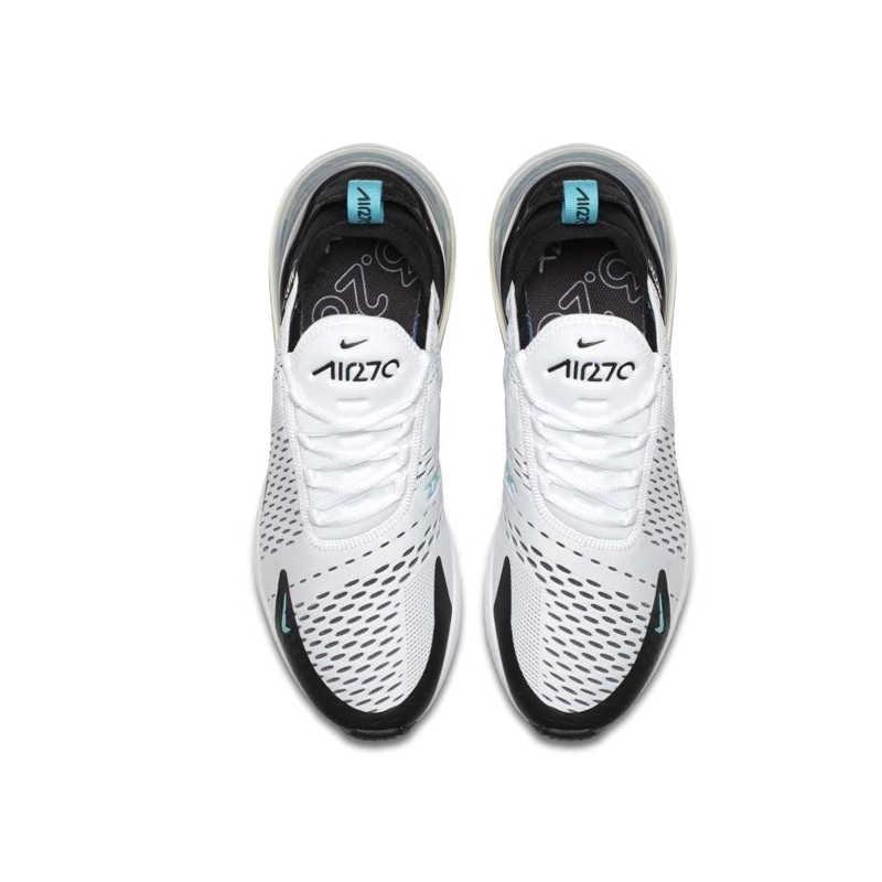 Nike air max 270 tênis de corrida esporte ao ar livre confortável respirável para mulher AH8050-001 36-39 eur tamanho