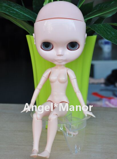 Joint Doll,no hair, Suitable for transforming the rudiment of doll ,normal skin