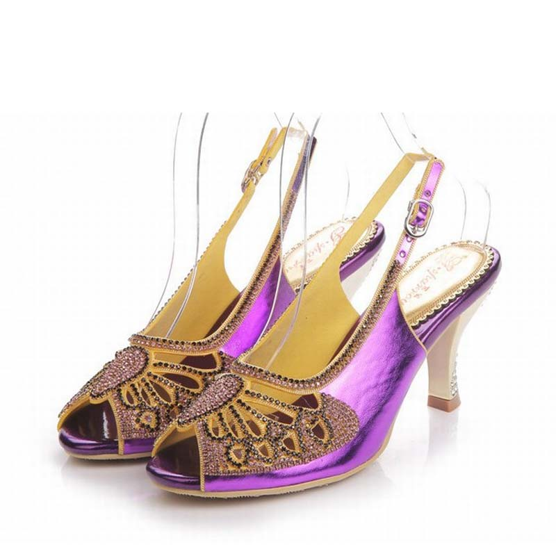 Summer fashion high heels shoes woman sandals wedges rhinestone women femme party shoes zapatos mujer sapato feminino sandalias phyanic 2017 gladiator sandals gold silver shoes woman summer platform wedges glitters creepers casual women shoes phy3323